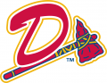 Danville Braves 2010-Pres Primary Logo decal sticker
