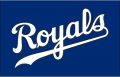 Kansas City Royals 2003-2006 Batting Practice Logo decal sticker