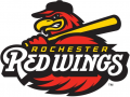 Rochester Red Wings 2014-Pres Primary Logo iron on sticker