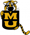 Missouri Tigers 1986-Pres Mascot Logo 02 iron on sticker