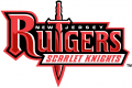 Rutgers Scarlet Knights 1995-Pres Wordmark Logo iron on sticker