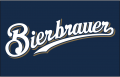 Milwaukee Brewers 2011 Special Event Logo iron on sticker