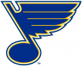 St. Louis Blues 1998 99 Primary Logo decal sticker