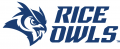Rice Owls 1997-2009 Secondary Logo 02 decal sticker