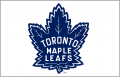 Toronto Maple Leafs 2008 09-2010 11 Jersey Logo iron on sticker