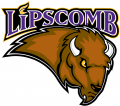 Lipscomb Bisons 2002-2011 Primary Logo iron on sticker