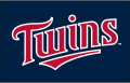 Minnesota Twins 2010-2013 Jersey Logo iron on sticker
