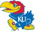 Kansas Jayhawks 2006-Pres Secondary Logo iron on sticker