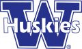 Washington Huskies 1983-1986 Alternate Logo decal sticker