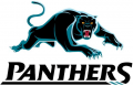 Penrith Panthers 2013-Pres Primary Logo iron on sticker
