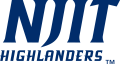 NJIT Highlanders 2006-Pres Wordmark Logo 03 iron on sticker