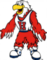 Hartford Hawks 1995-Pres Mascot Logo decal sticker