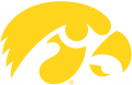 Iowa Hawkeyes 1979-Pres Alternate Logo 01 iron on sticker