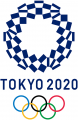 2016 Rio Olympics 2020 Primary Logo iron on sticker