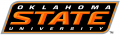 Oklahoma State Cowboys 2001-2018 Wordmark Logo iron on sticker