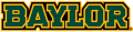 Baylor Bears 2005-2018 Wordmark Logo 02 iron on sticker
