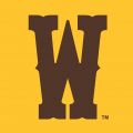 Wyoming Cowboys 2013-Pres Secondary Logo 01 iron on sticker