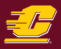 Central Michigan Chippewas 1997-Pres Alternate Logo decal sticker