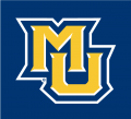 Marquette Golden Eagles 2005-Pres Secondary Logo 01 decal sticker