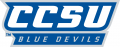 Central Connecticut Blue Devils 2011-Pres Wordmark Logo 03 iron on sticker