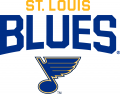 St. Louis Blues 2016 17-Pres Wordmark Logo 02 decal sticker