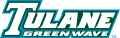 Tulane Green Wave 2014-Pres Wordmark Logo 02 decal sticker