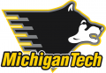 Michigan Tech Huskies 2005-2015 Primary Logo iron on sticker
