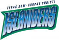 Texas A&M-CC Islanders 2002-2010 Wordmark Logo decal sticker
