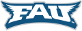 Florida Atlantic Owls 2005-Pres Wordmark Logo decal sticker