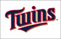 Minnesota Twins 2015-Pres Jersey Logo iron on sticker