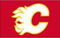 Calgary Flames 2018 19-Pres Jersey Logo decal sticker