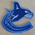 Vancouver Canucks Large Embroidery logo