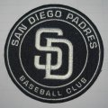 San Diego Padres Embroidery logo