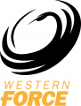 Western Force 2005-Pres Primary Logo iron on sticker
