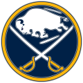 Buffalo Sabres 2010 11-Pres Primary Logo iron on sticker