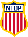 USA Hockey National Team Development ProgramNTDP 2015 16-Pres Primary Logo iron on sticker