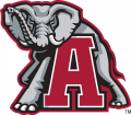 Alabama Crimson Tide 2001-Pres Alternate Logo iron on sticker