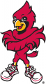 Louisville Cardinals 2013-Pres Mascot Logo iron on sticker