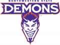 Northwestern State Demons 2008-Pres Alternate Logo 04 decal sticker