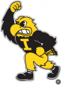 Iowa Hawkeyes 2002-Pres Mascot Logo iron on sticker