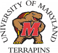 Maryland Terrapins 2001-Pres Alternate Logo 02 decal sticker