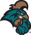 Coastal Carolina Chanticleers 2002-2015 Secondary Logo decal sticker