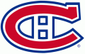 Montreal Canadiens 1947 48-1955 56 Primary Logo iron on sticker