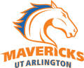 Texas-Arlington Mavericks 2007-Pres Primary Logo decal sticker