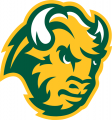 North Dakota State Bison 2012 Unused Logo decal sticker