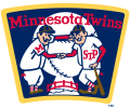 Minnesota Twins 2009-Pres Alternate Logo iron on sticker