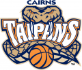 Cairns Taipans 1999 00-Pres Primary Logo iron on sticker