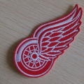 Detroit Red Wings Large Embroidery logo