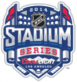 NHL Stadium Series 2013-2014 Alternate Logo iron on sticker