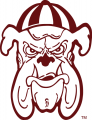 Alabama A&M Bulldogs 1980-Pres Alternate Logo 02 decal sticker